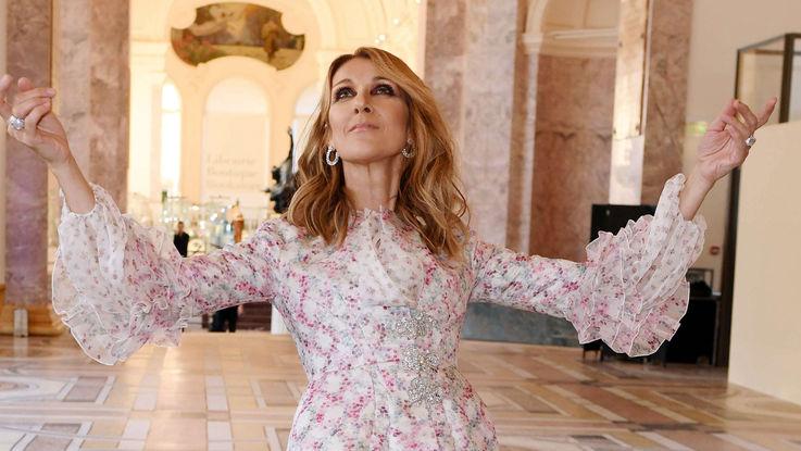 Céline Dion, plaisir et haute couture avec Vogue
